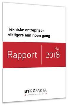 Tekniske enterpriser 2018